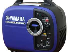 Yamaha 2000w Inverter Generator - picture11' - Click to enlarge