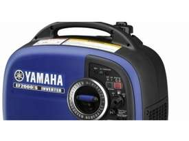 Yamaha 2000w Inverter Generator - picture12' - Click to enlarge