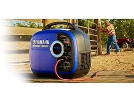 Yamaha 2000w Inverter Generator - picture18' - Click to enlarge