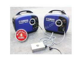 Yamaha 2000w Inverter Generator - picture6' - Click to enlarge