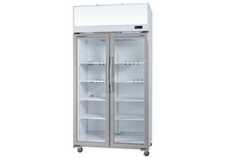 Skope TCE1000 Ezicore Two Door Upright Fridge