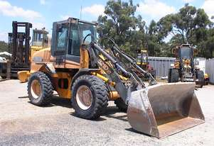 Case 521DXT loader/tool carrier