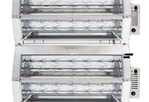 Semak M48 Manual Electric Rotisserie