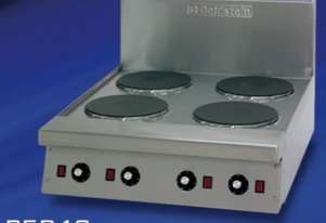 Goldstein Boiling Bench Tops - Electric with radiant plates