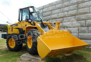KOMATSU WA100 wheel loader Unused WA100-6 MACHWL