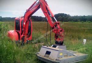 Digga   Excavators Slasher