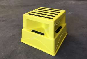 Plastic step up stool max capacity 180kg
