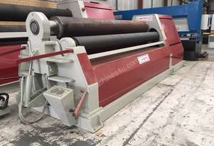 Used Akyapak Plate Rolls 16 x 3100mm
