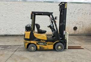 2T LPG Counterbalance Forklift