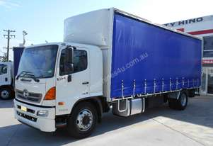 2013 Hino 500 Series 1728 GH Tautliner