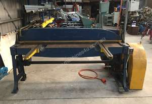 Sheet Metal Guillotine - AP Lever 6ft (1830mm) x 1.5mm
