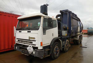 International 2350G c/w Super Products Vacuum Tanker