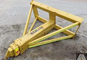 2011 CONTATORE ENG. 133 JIB TO SUIT 972 LOADER