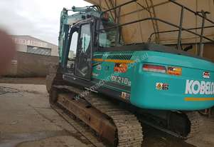 KOBELCO SK210LC-8 EXCAVATOR IN VERY GOOD CONDITION WITH LOW 3200 HOURS. FULL SPEC