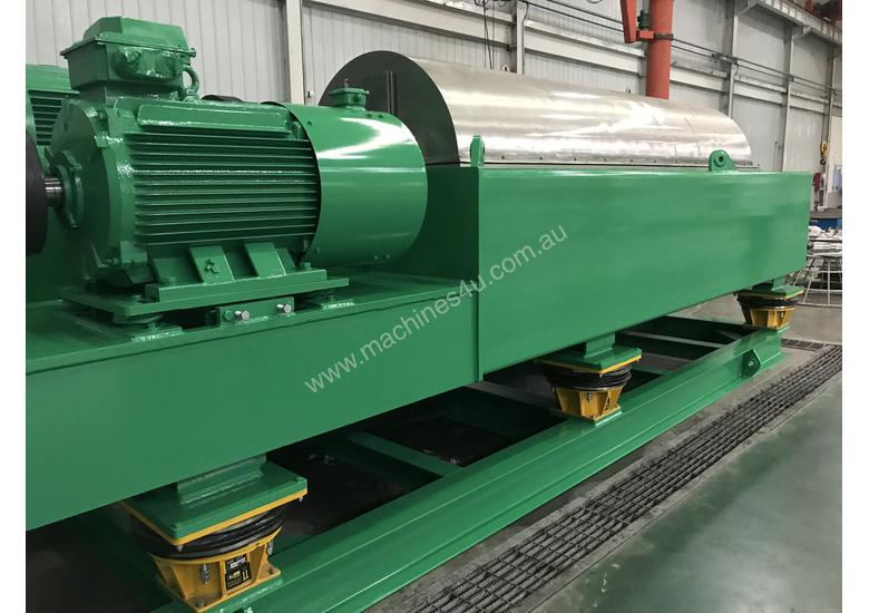 Decanter Mining Industry - Waste Water Treatment