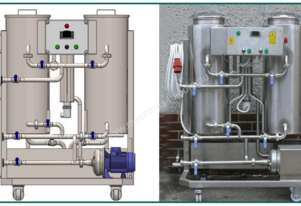 Mobile CIP Solutions for Separators, Clarifiers, P