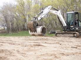 E55 Excavator - picture1' - Click to enlarge