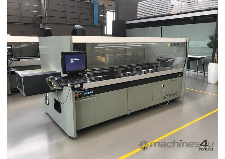 Emmegi PHANTOMATIC M3 CNC Machining Centre