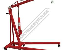 ALP-1 Automotive Lifting Garage Package Deal  Includes 1T Engine Crane, 450kg Engine Stand, 2T Troll - picture3' - Click to enlarge
