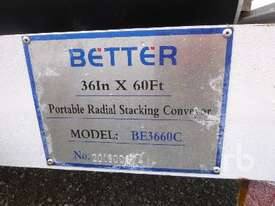 BETTER BE3660C Radial Stacking Conveyor - picture4' - Click to enlarge