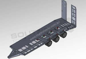 Tri Axle Tag Trailer Super Series