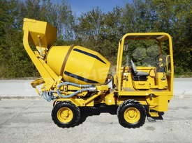 Concrete Mixer DB 110Y Self-Loading Mixer Truck ATTMIX  - picture0' - Click to enlarge