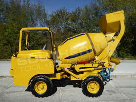 Concrete Mixer DB 110Y Self-Loading Mixer Truck ATTMIX  - picture2' - Click to enlarge