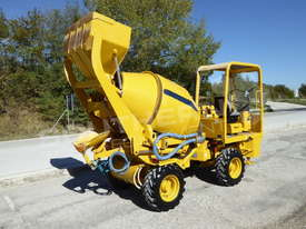 Concrete Mixer DB 110Y Self-Loading Mixer Truck ATTMIX  - picture3' - Click to enlarge