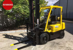Refurbished LPG Counterbalance Forklift 2.5T