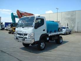 Fuso Canter Water truck Truck - picture1' - Click to enlarge