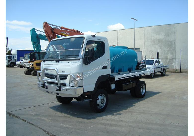Fuso Canter Water truck Truck