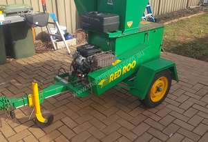 Red Roo WOOD CHIPPER    20HP