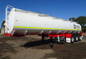 UNUSED 2019 ACTION TRI AXLE WATER TANKER TRAILER (33,000LTRS)