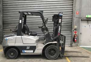 GC Power FG35 LPG / Petrol Counterbalance Forklift