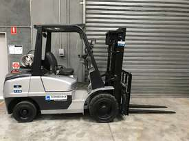 GC Power FG35 LPG / Petrol Counterbalance Forklift - picture0' - Click to enlarge