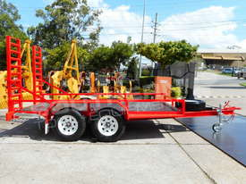 Plant Trailer 4.5 TON ATM 4500kg Deluxe suit Excavators ATTPT - picture4' - Click to enlarge