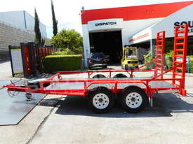 Plant Trailer 4.5 TON ATM 4500kg Deluxe suit Excavators ATTPT - picture5' - Click to enlarge