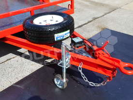 Plant Trailer 4.5 TON ATM 4500kg Deluxe suit Excavators ATTPT - picture8' - Click to enlarge