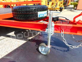Plant Trailer 4.5 TON ATM 4500kg Deluxe suit Excavators ATTPT - picture9' - Click to enlarge