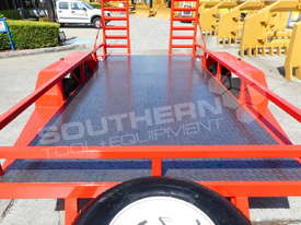 Plant Trailer 4.5 TON ATM 4500kg Deluxe suit Excavators ATTPT - picture11' - Click to enlarge