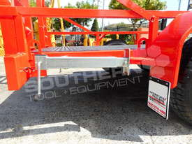 Plant Trailer 4.5 TON ATM 4500kg Deluxe suit Excavators ATTPT - picture14' - Click to enlarge