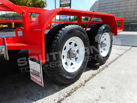 Plant Trailer 4.5 TON ATM 4500kg Deluxe suit Excavators ATTPT - picture15' - Click to enlarge
