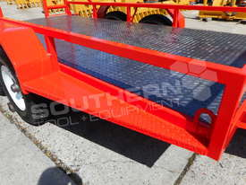 Plant Trailer 4.5 TON ATM 4500kg Deluxe suit Excavators ATTPT - picture16' - Click to enlarge