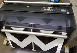 DIGITAL PRINTERS FOR ROAD SIGNS, LABELS, DECALS - MATAN DTS-36 & MATAN SprinG3 DTS-12 240v fr $3,000