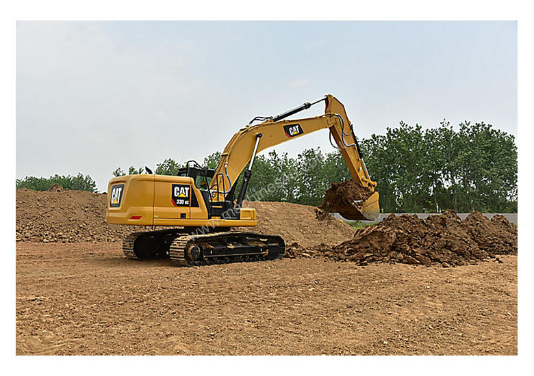 New Caterpillar 330 GC Excavator in TULLAMARINE, VIC