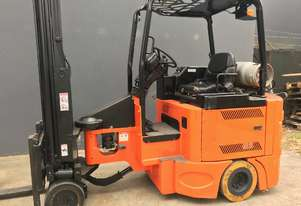 Bendi BG 40 Narrow Aisle Articulated Forklift - Refurbished & Repainted