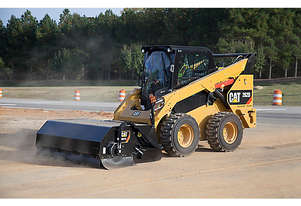 CATERPILLAR 262D SKID STEER LOADER