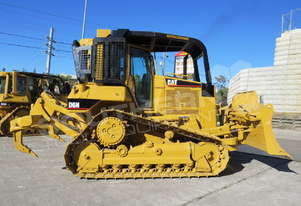 CAT D6N XL Bulldozer w Sweeps & Screens DOZCATM