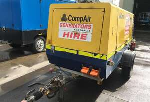 Compair C110 400CFM Compressor used