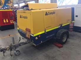 Compair C110 400CFM Compressor used - picture0' - Click to enlarge